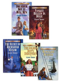 Cover Bonnets and Bugles Series Books 1-5