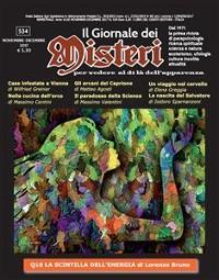 Cover Il Giornale dei Misteri 534