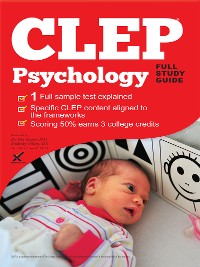 Cover CLEP Introductory Psychology 2017