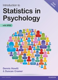 Cover Introduction to Statistics in Psychology