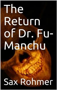 Cover The Return of Dr. Fu-Manchu