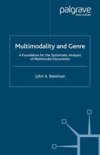 Cover Multimodality and Genre