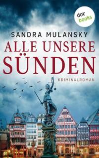 Cover Alle unsere Sünden: Ein Fall für Jabassy 2