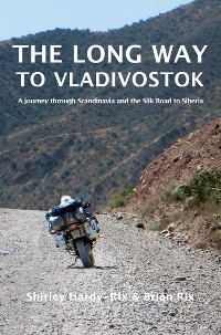 Cover The Long Way to Vladivostok