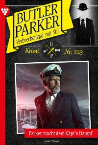 Cover Butler Parker 223 – Kriminalroman
