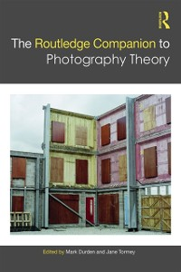 Cover Routledge Companion to Photography Theory