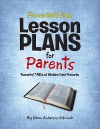 Cover Proverbial Kids Lesson Plans for Parents