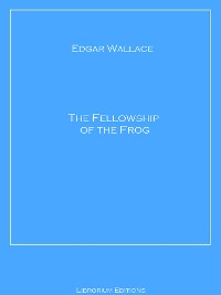 Cover The Fellowship of the Frog