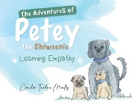 Cover The Adventures of Petey the Chiweenie
