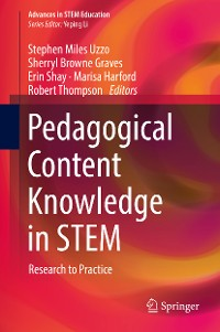 Cover Pedagogical Content Knowledge in STEM