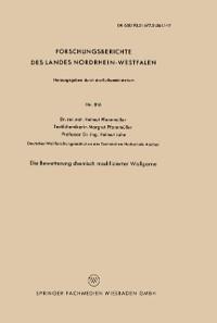 Cover Die Bewetterung chemisch modifizierter Wollgarne