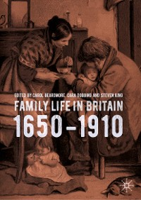 Cover Family Life in Britain, 1650–1910