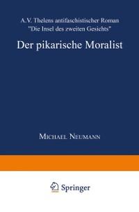 Cover Der pikarische Moralist