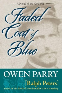 Cover Faded Coat of Blue