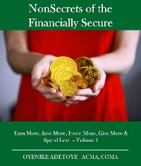 Cover NonSecrets of the Financially Secure