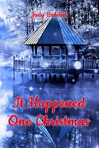 Cover It Happened One Christmas