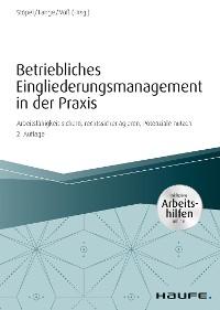 Cover Betriebliches Eingliederungsmanagement in der Praxis  - inkl. Arbeitshilfen online