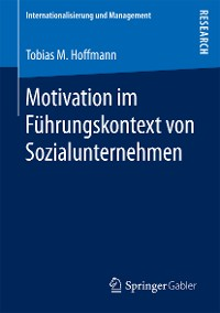 Cover Motivation im Führungskontext von Sozialunternehmen