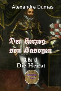 Cover Der Herzog von Savoyen - 3. Band