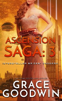 Cover Ascension Saga: 3