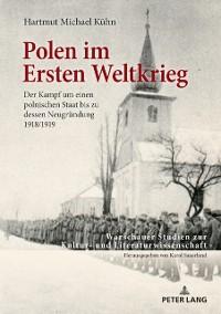 Cover Polen im Ersten Weltkrieg