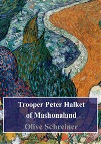 Cover Trooper Peter Halket of Mashonaland