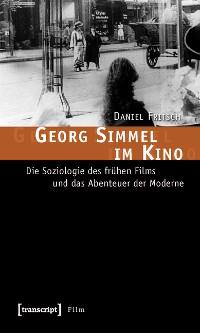 Cover Georg Simmel im Kino