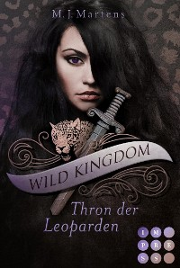 Cover Wild Kingdom 1: Thron der Leoparden