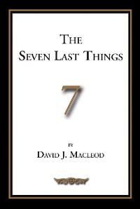 Cover The Seven Last Things