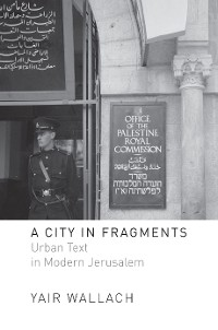 Cover A City in Fragments