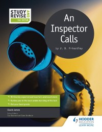 Cover Study and Revise for GCSE: An Inspector Calls