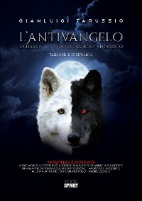 Cover L'antivangelo - Ostiarius è lo Spiritu Sancto Anticristo