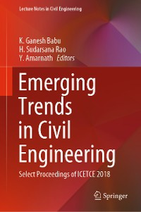 Cover Emerging Trends in Civil Engineering