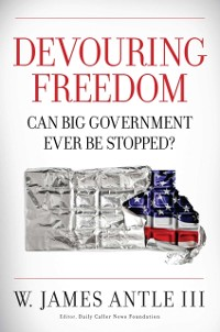 Cover Devouring Freedom