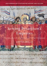 Cover Serving Byzantium's Emperors