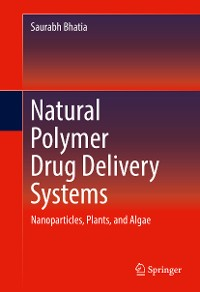 Cover Natural Polymer Drug Delivery Systems
