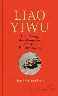Cover Herr Wang, der Mann, der vor den Panzern stand