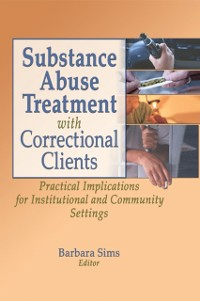 Cover Substance Abuse Treatment with Correctional Clients