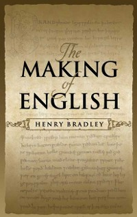 Cover The Making of English