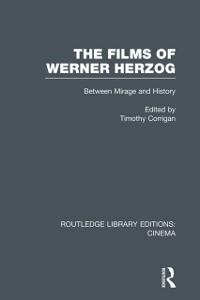 Cover Films of Werner Herzog