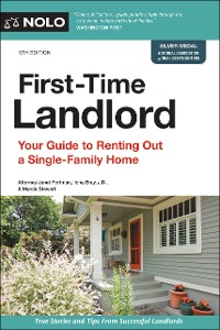 Cover First-Time Landlord