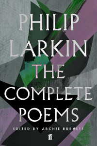 Cover The Complete Poems of Philip Larkin