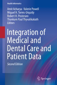 Cover Integration of Medical and Dental Care and Patient Data