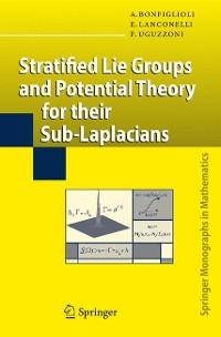 Cover Stratified Lie Groups and Potential Theory for Their Sub-Laplacians