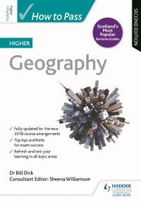 Cover How to Pass Higher Geography: Second Edition