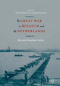 Cover The Great War in Belgium and the Netherlands