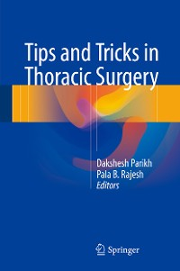 Cover Tips and Tricks in Thoracic Surgery