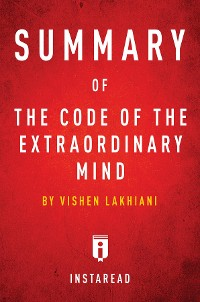 Cover Summary of The Code of the Extraordinary Mind