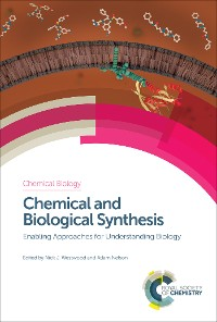 Cover Chemical and Biological Synthesis