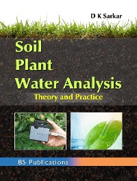 Cover ​Soil Plant Water Analysis